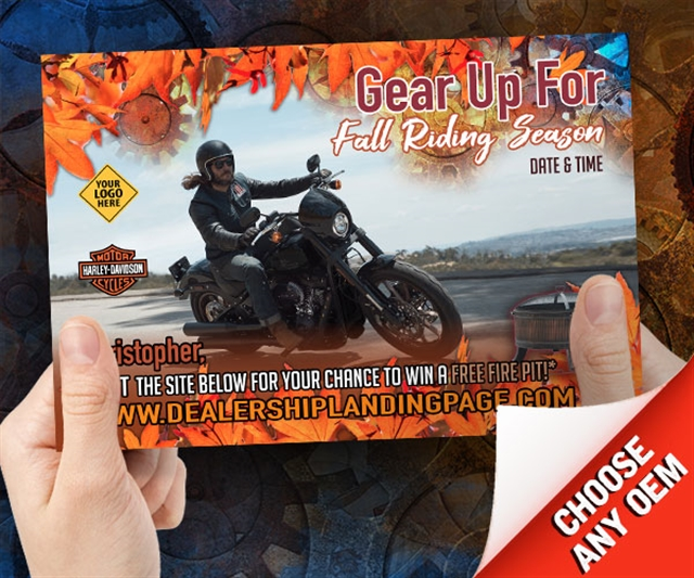 Gear Up for Fall Riding Season  at PSM Marketing - Peachtree City, GA 30269