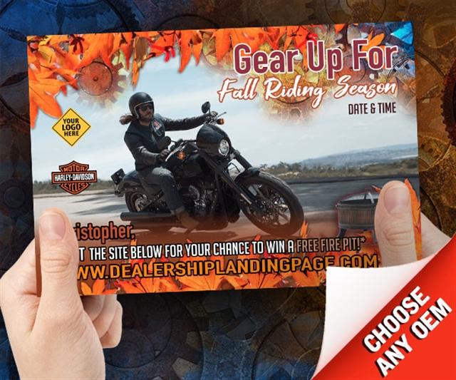 Gear Up for Fall Riding Season  at PSM Marketing - Peachtree City, GA 30269