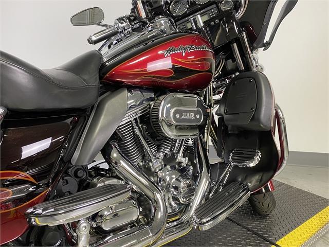 2011 Harley-Davidson Electra Glide CVO Ultra Classic at Worth Harley-Davidson