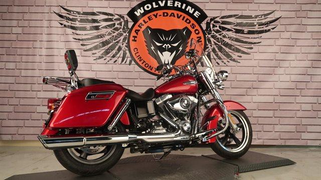 2013 Harley-Davidson Dyna Switchback at Wolverine Harley-Davidson