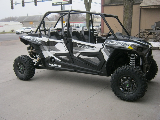 2019 Polaris RZR XP 4 1000 Ride Command Edition at Brenny's Motorcycle Clinic, Bettendorf, IA 52722