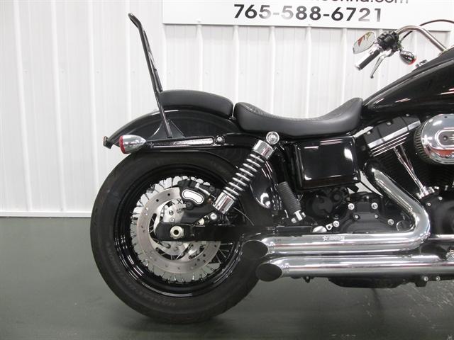 2017 Harley-Davidson Dyna Street Bob at Hunter's Moon Harley-Davidson®, Lafayette, IN 47905