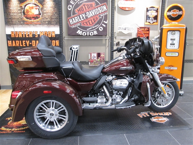 2019 Harley-Davidson Trike Tri Glide Ultra at Hunter's Moon Harley-Davidson®, Lafayette, IN 47905