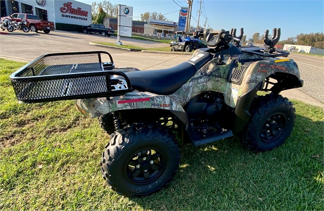 2021 Kawasaki Brute Force 750 4x4i EPS Camo at Shreveport Cycles