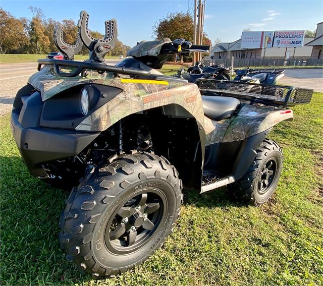 2021 Kawasaki Brute Force 750 4x4i EPS Camo at Shreveport Cycles