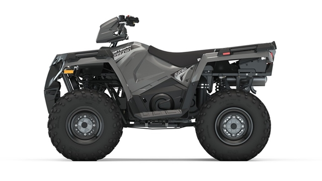 2020 Polaris 570 Sportsman - titanium at Fort Fremont Marine