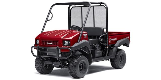2021 Kawasaki Mule 4010 4x4 at Hebeler Sales & Service, Lockport, NY 14094
