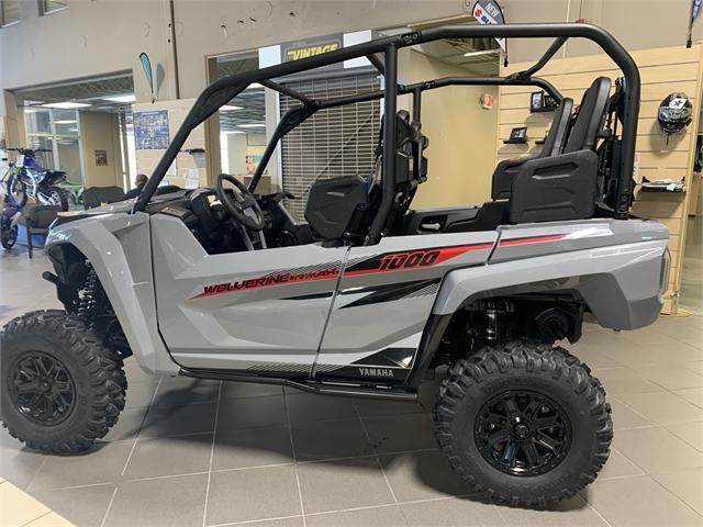 2021 Yamaha Wolverine RMAX4 1000 at Star City Motor Sports