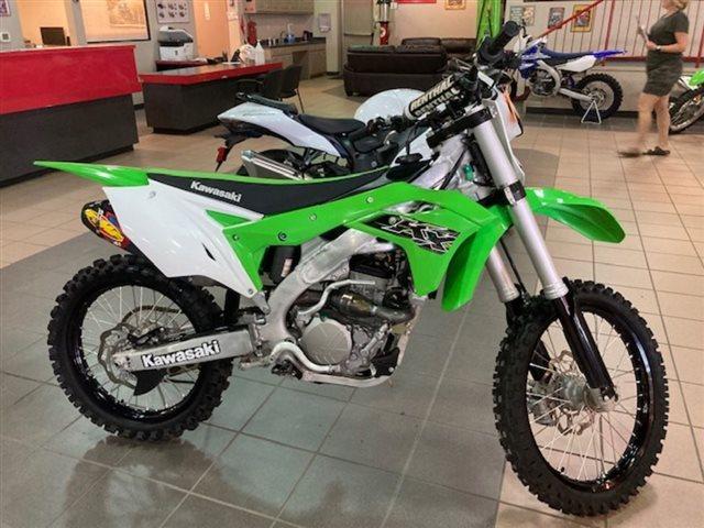 2019 Kawasaki KX250 at Midland Powersports