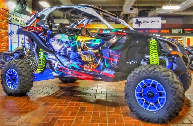 2020 Can-Am Maverick X3 X rs TURBO RR at Wild West Motoplex