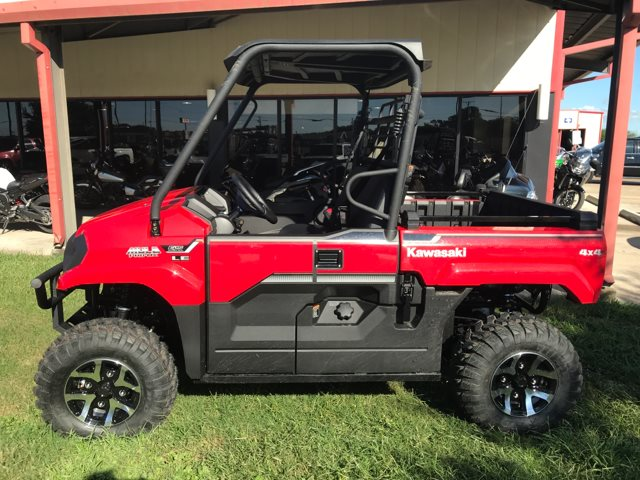 2019 Kawasaki Mule PRO-MX EPS LE at Dale's Fun Center, Victoria, TX 77904