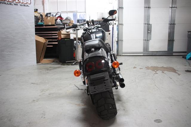 2016 Harley-Davidson Dyna Fat Bob at Suburban Motors Harley-Davidson