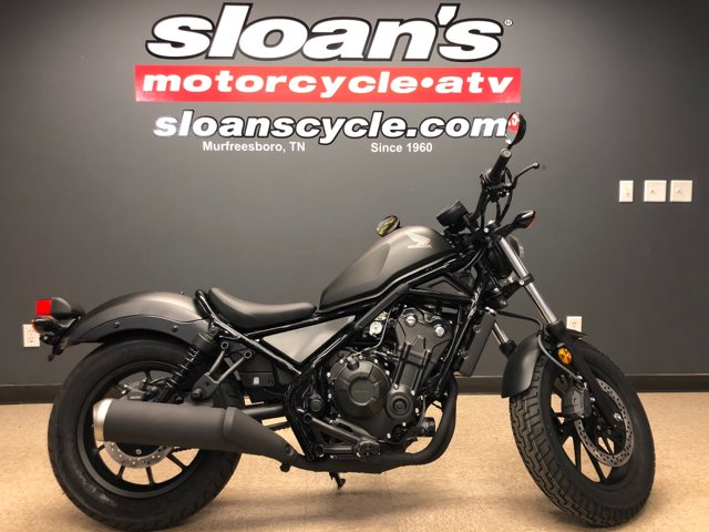2019 Honda Rebel 500 at Sloan's Motorcycle, Murfreesboro, TN, 37129