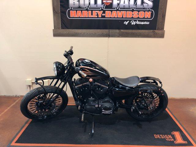2016 Harley-Davidson Sportster Iron 883 at Bull Falls Harley-Davidson