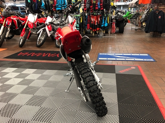 2021 Honda CRF 125F at Wild West Motoplex