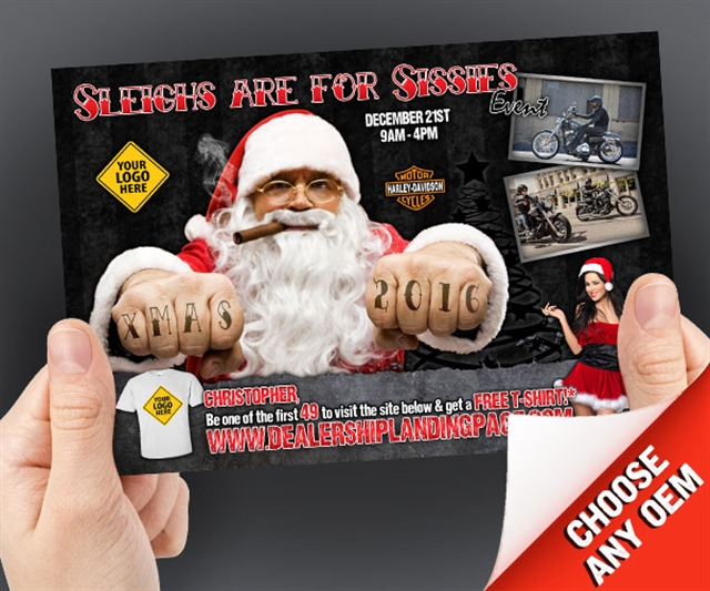 Sleighs are for Sissies Powersports at PSM Marketing - Peachtree City, GA 30269