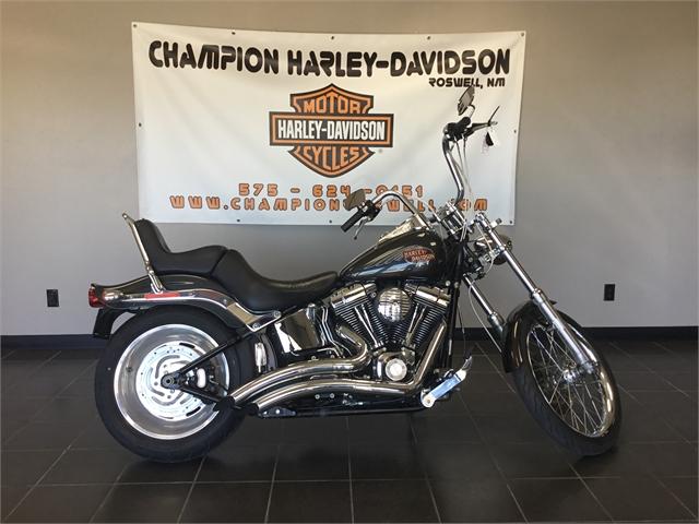 2008 Harley-Davidson Softail Custom at Champion Harley-Davidson