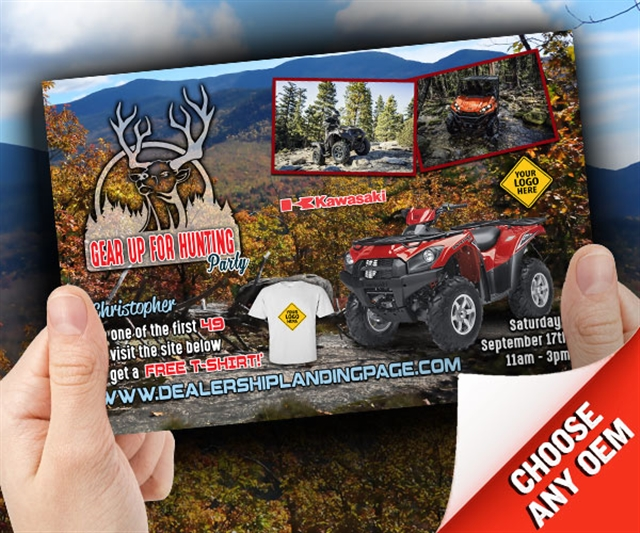 Gear Up for Hunting Powersports at PSM Marketing - Peachtree City, GA 30269