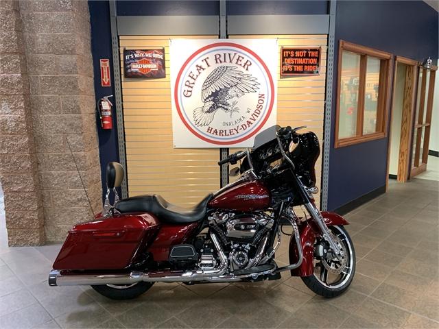 2017 Harley-Davidson Street Glide Special at Great River Harley-Davidson