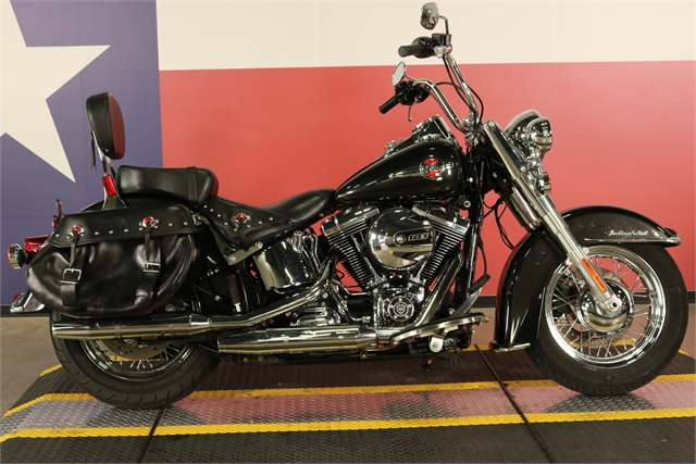 2017 Harley-Davidson Softail Heritage Softail Classic at Texas Harley