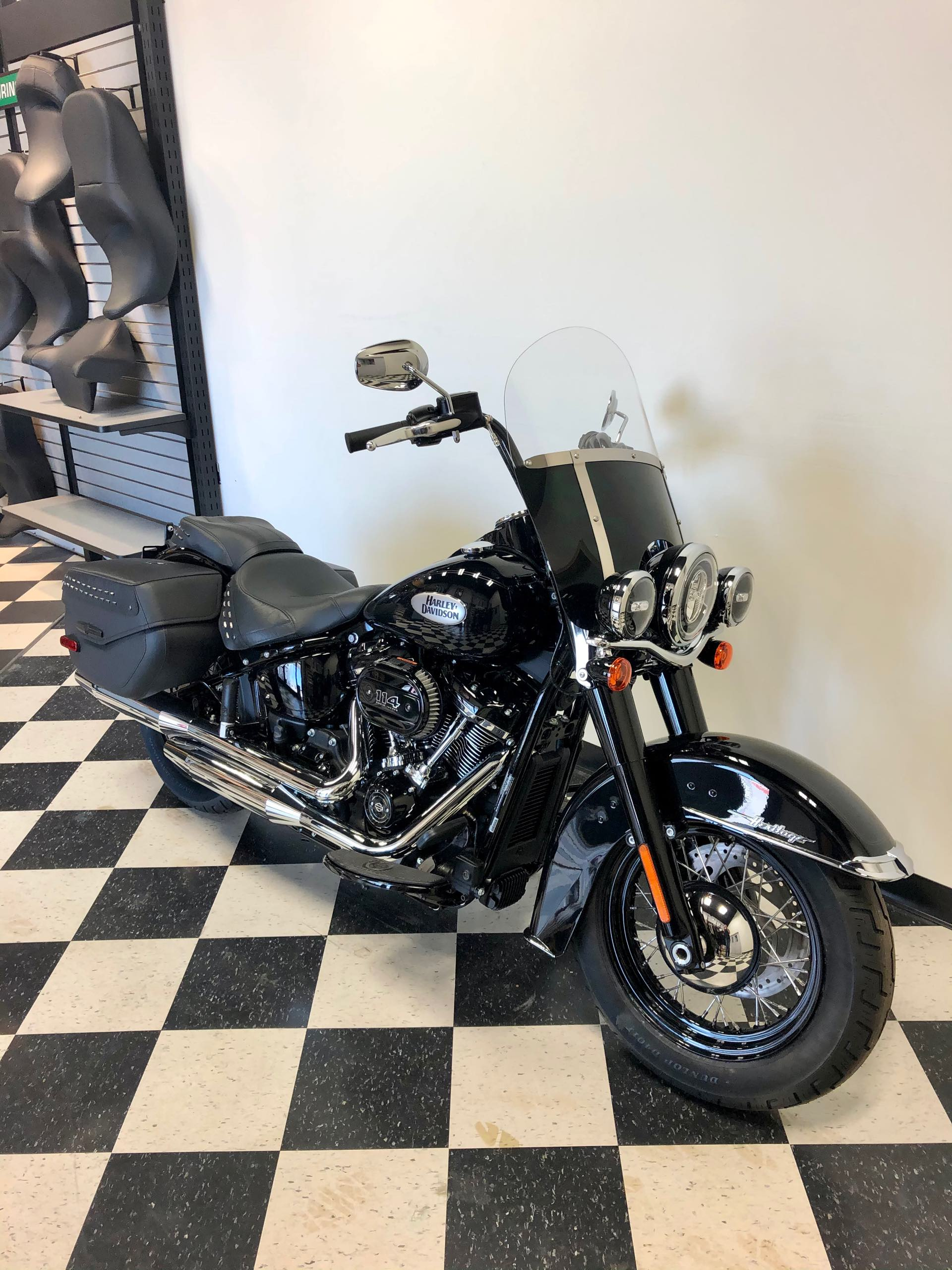 2021 Harley-Davidson Touring Heritage Classic 114 at Deluxe Harley Davidson