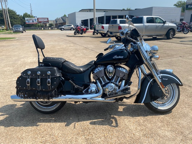 2014 Indian Chief Vintage at Shreveport Cycles