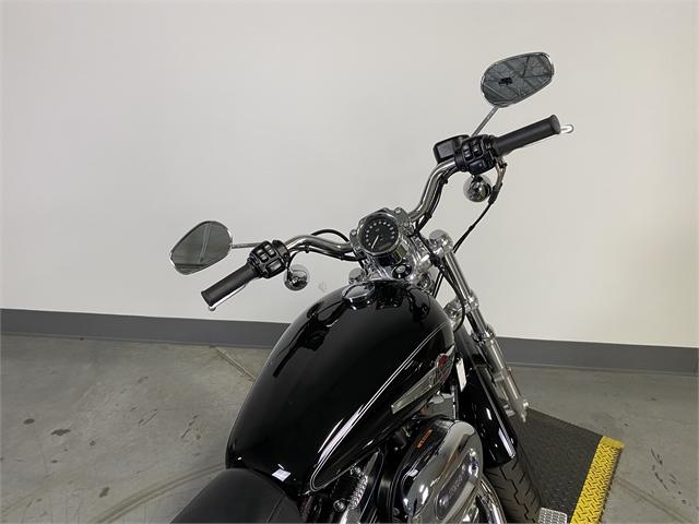 2015 Harley-Davidson Sportster 1200 Custom at Worth Harley-Davidson