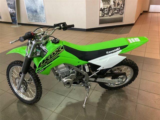 2021 Kawasaki KLX140R L at Midland Powersports
