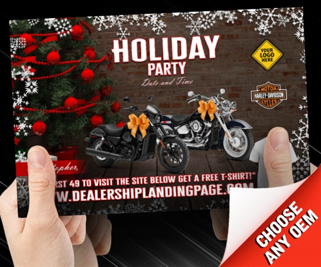 Holiday Party Powersports at PSM Marketing - Peachtree City, GA 30269