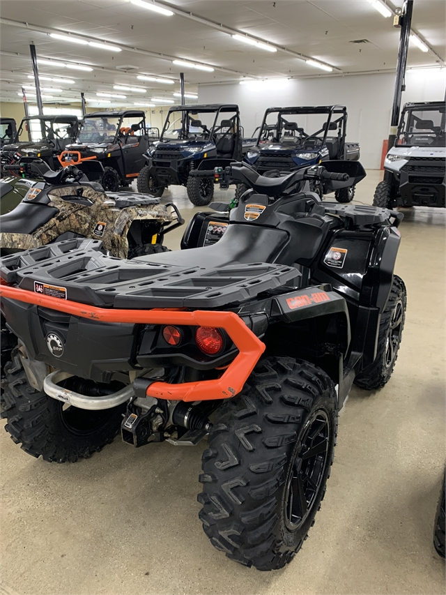 2019 Can-Am Outlander XT 650 at ATVs and More