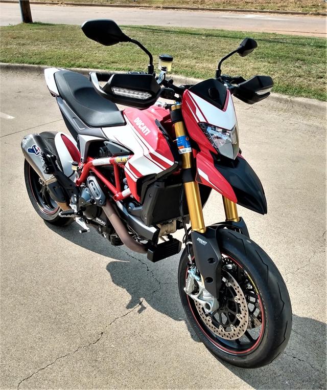 2018 Ducati Hypermotard 939 SP at Eurosport Cycle