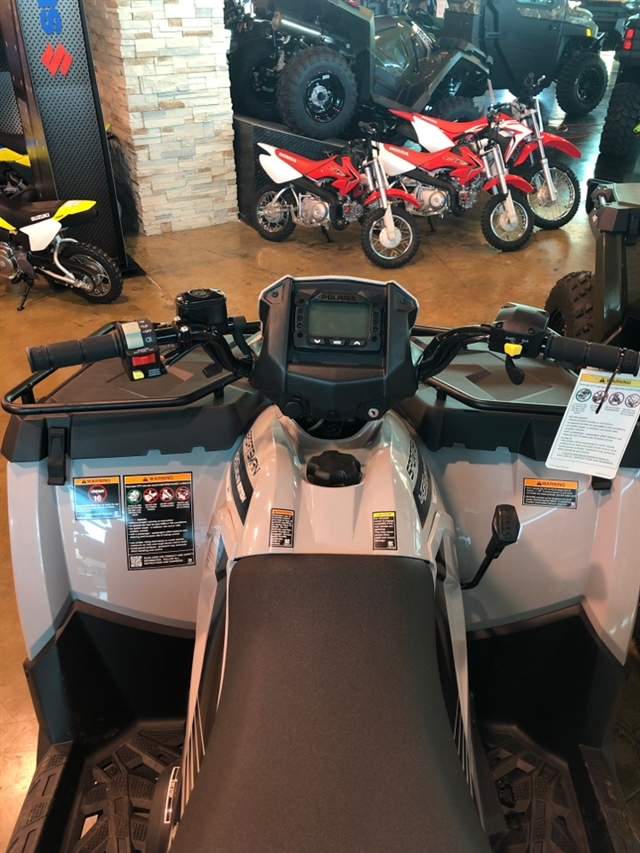 2019 Polaris Sportsman 450 HO EPS at Kent Powersports of Austin, Kyle, TX 78640