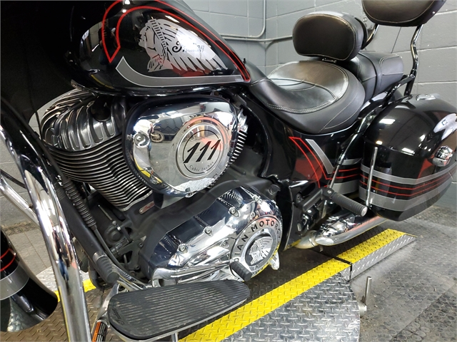 2018 Indian Chieftain Limited at Used Bikes Direct