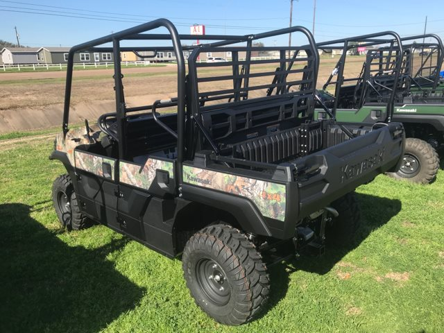 2019 Kawasaki Mule PRO-FXT EPS Camo at Dale's Fun Center, Victoria, TX 77904