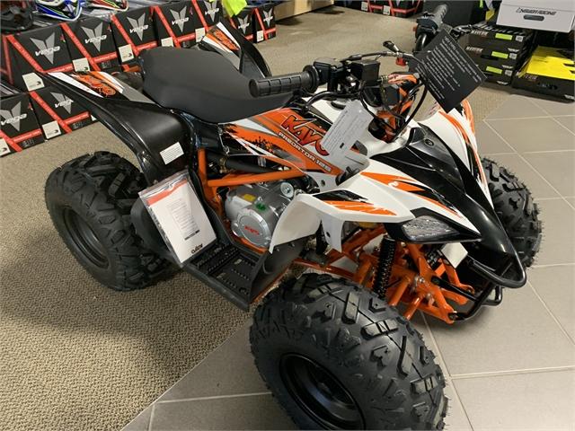 2021 Kayo PREDATOR 125 at Star City Motor Sports
