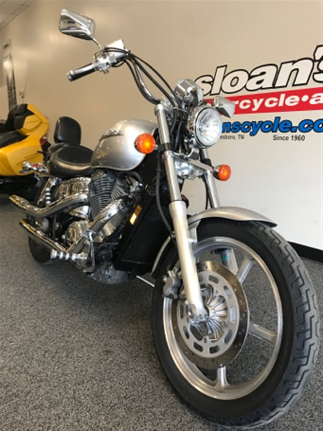 2007 Honda Shadow Spirit 1100 at Sloan's Motorcycle, Murfreesboro, TN, 37129