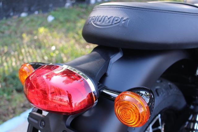 2020 Triumph Bonneville T100 Black at Tampa Triumph, Tampa, FL 33614