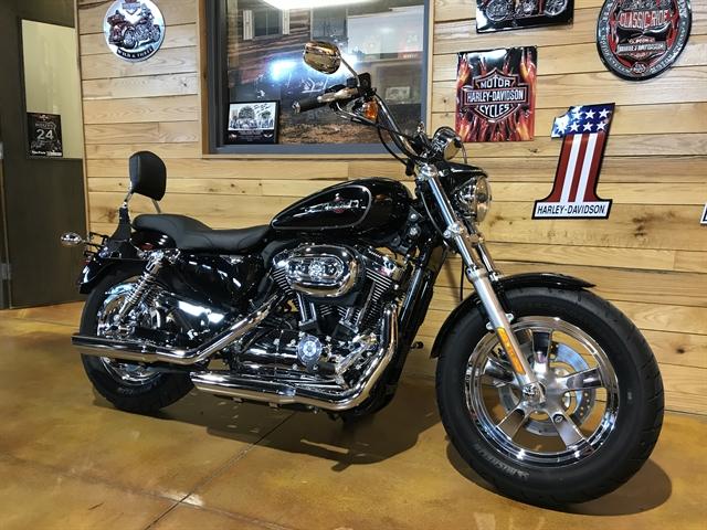 2011 Harley-Davidson Sportster 1200 Custom at Thunder Road Harley-Davidson