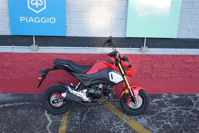 2020 Honda Grom ABS ABS at Powersports St. Augustine