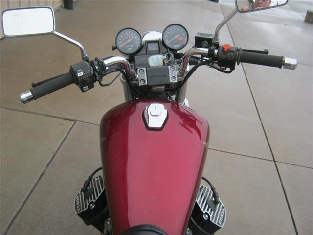 1983 Honda CX650 Custom at Brenny's Motorcycle Clinic, Bettendorf, IA 52722