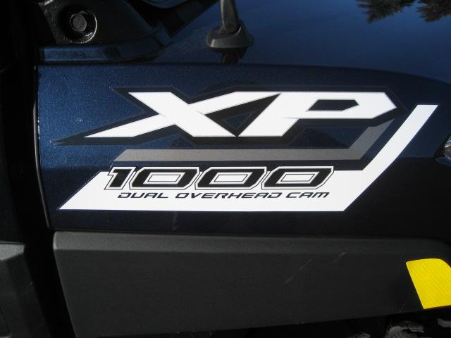 2020 Polaris Ranger XP 1000 Ride Command - Steel Blue at Fort Fremont Marine