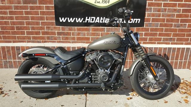 2019 Harley-Davidson Softail Street Bob at Harley-Davidson® of Atlanta, Lithia Springs, GA 30122