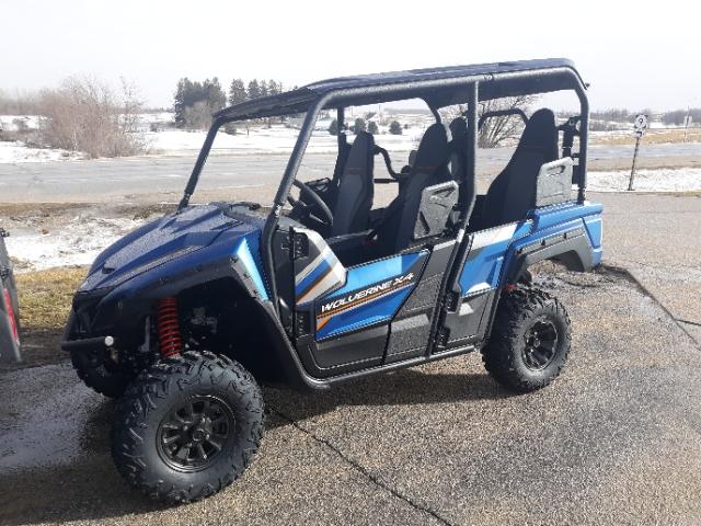 2019 Yamaha Wolverine X4 SE at Waukon Power Sports, Waukon, IA 52172