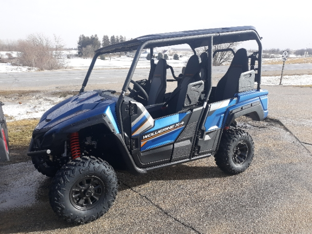 2019 Yamaha Wolverine X4 SE at Waukon Power Sports, Waukon, IA 52172