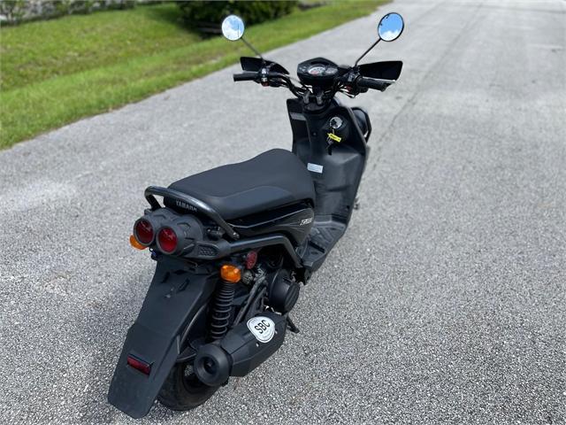2011 Yamaha Zuma 125 at Powersports St. Augustine