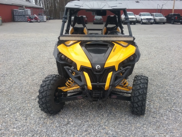 2015 Can-Am™ Maverick 1000 X rs DPS at Thornton's Motorcycle - Versailles, IN
