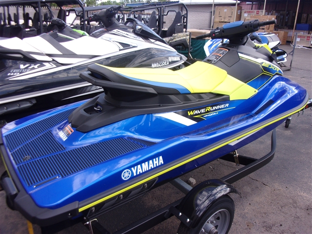 2019 Yamaha WaveRunner EX R