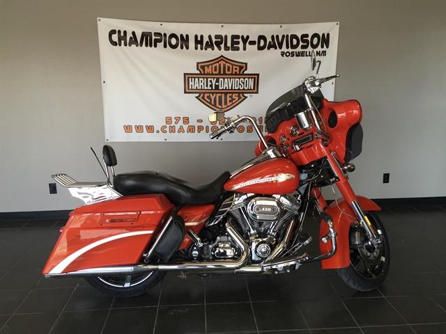 2010 Harley-Davidson Street Glide CVO at Champion Harley-Davidson