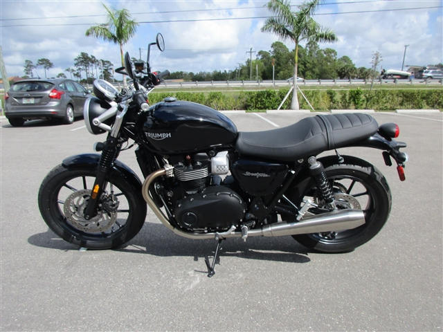 2018 Triumph Street Twin Standard at Stu's Motorcycles, Fort Myers, FL 33912