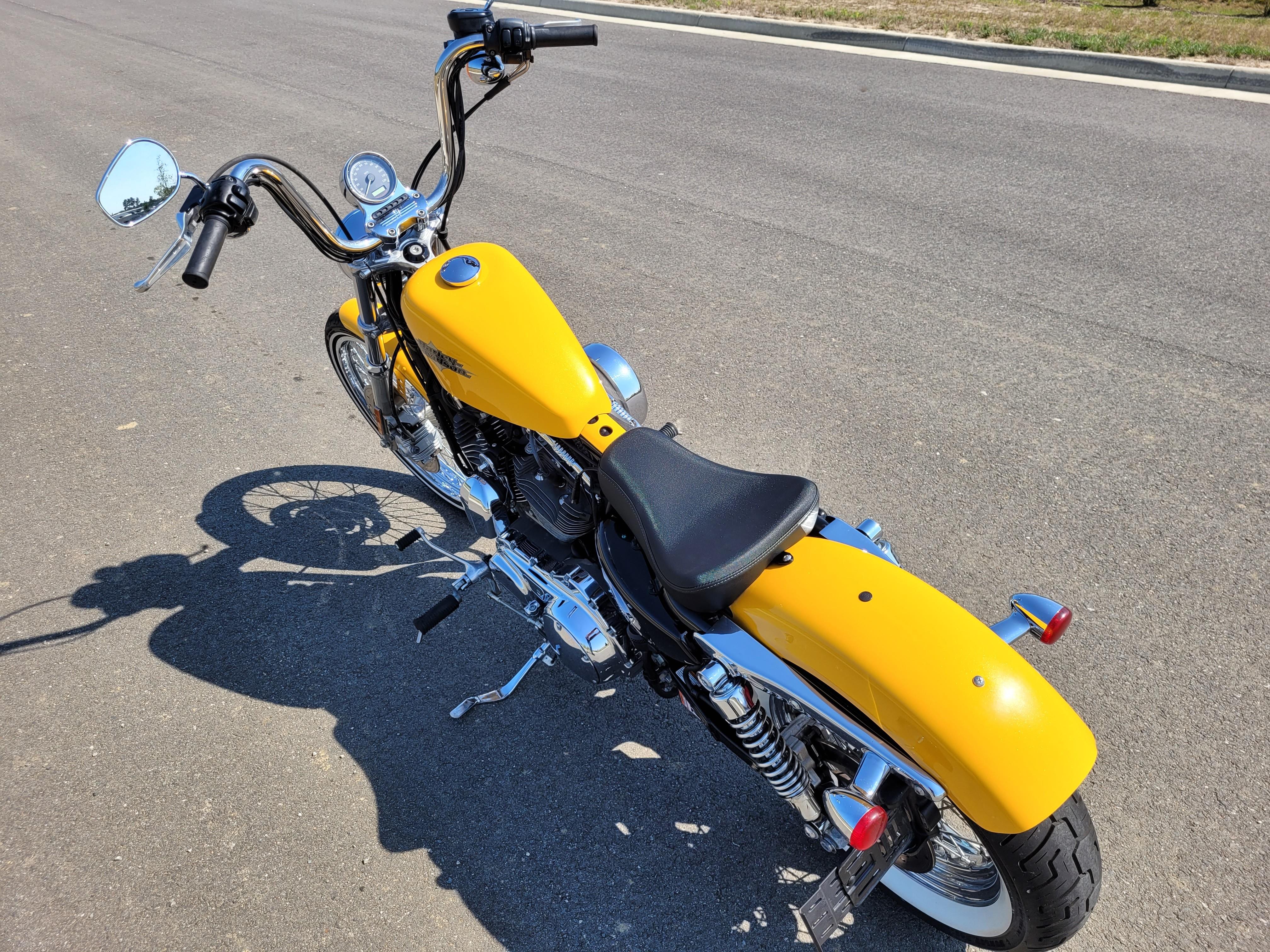 2013 Harley-Davidson Sportster Seventy-Two at Richmond Harley-Davidson